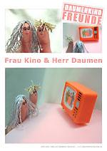 Comic Daumenkino-Freunde | copyright: Wencke Wassermann